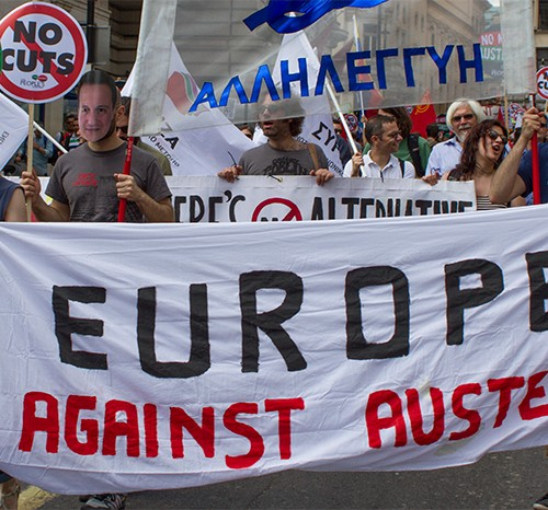 Europe contre austérité
