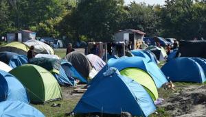 Réfugiés à Calais