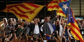 Catalogne et indépendantistes