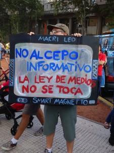 Argentina la ley de medios no se toca