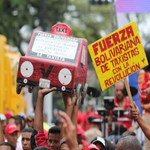 Fuerza-Bolivariana-de-taxistas