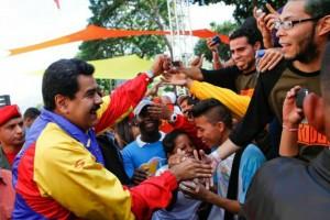 JUventud y Maduro
