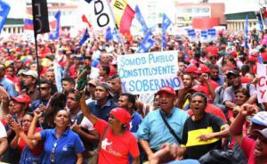 Caracas Somos soberaneo