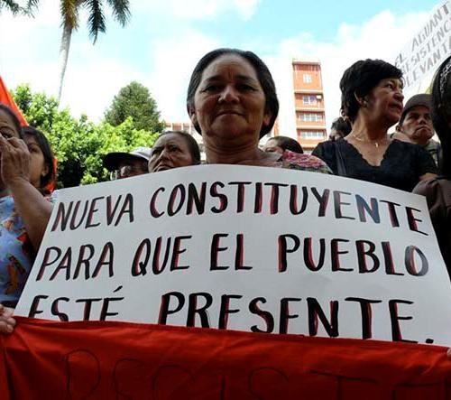 Caracas constituyente