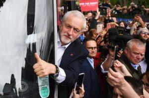 Corbyn juin 2017
