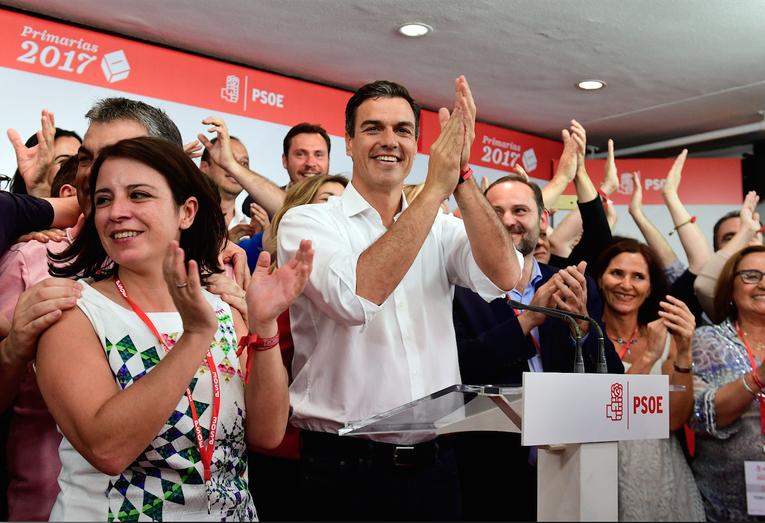 Pedro Sanchez 21 mai 2017