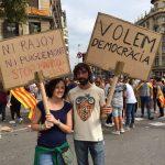 Catalogne manif oct 2017