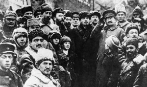 Lénine et Trotsky