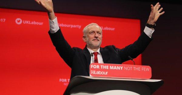 Corbyn conférence PT 27 sept 2017