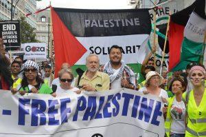 jeremy Free Palestine