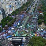 21F Manif Argentine contre Macri