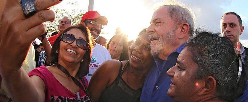 Brésil mobilisation soutien Lula 12 janv 2018