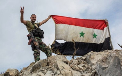 Victoire La Ghouta Syrie