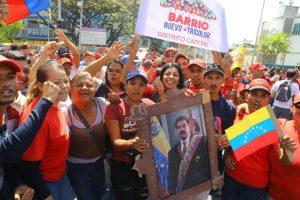 Venez Manif fév 2019 Caracas 4