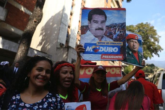 Venezuela Prise fonctions Maduro janv 2019