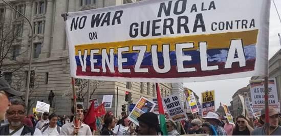 Venez No a la guerra