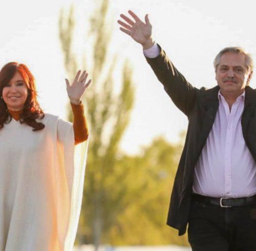Argentine Alberto-e-Cristina-17-outubro-2019