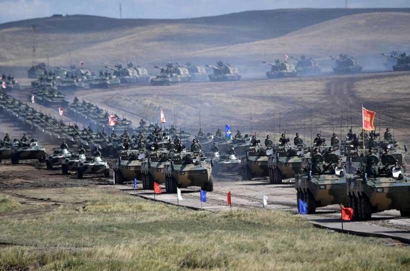 Manoeuvres OTAN