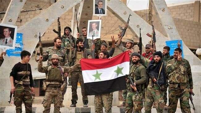 SyrianArmyNEast 7.11.20