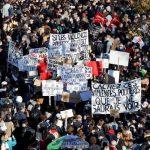 France manif contre loi sécurité globale Paris 28 nov 2020