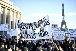France manif_contre_loi_securite_globale déc 2020