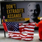 UK Londres Ne pas extrader Assange